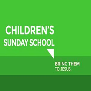 Sunday School - Children