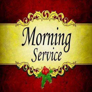Morning Service & Preschool Children Christmas Program